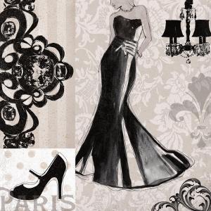 Little Black Dress by Carol Robinson