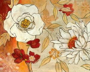 Lush Crimson I by Carol Robinson