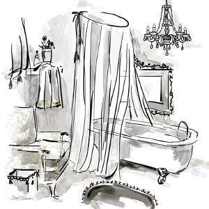 Opulent Bath I by Carol Robinson