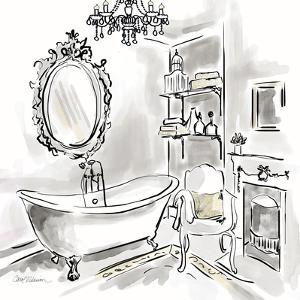 Opulent Bath II by Carol Robinson