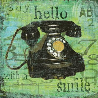 Say Hello With a Smile by Carol Robinson