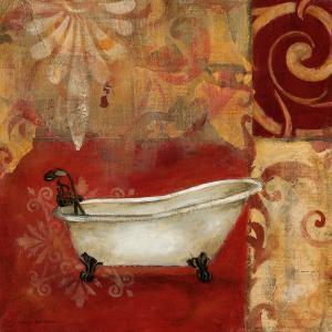 Scarlet Bath II by Carol Robinson