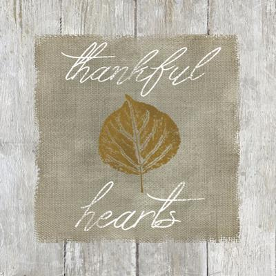 Thankful Hearts by Carol Robinson