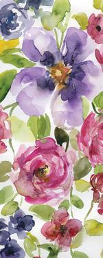 Watercolor Cascade II by Carol Robinson