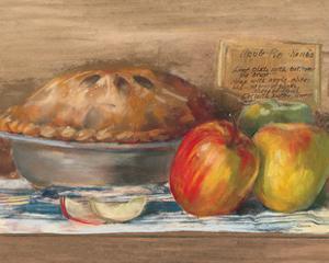 Apple Pie by Carol Rowan