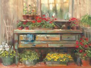 Gardners Table by Carol Rowan