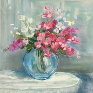 Spring Bouquet I Crop by Carol Rowan