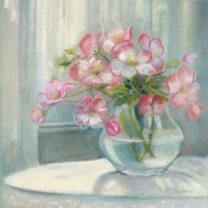 Spring Bouquet II Crop by Carol Rowan
