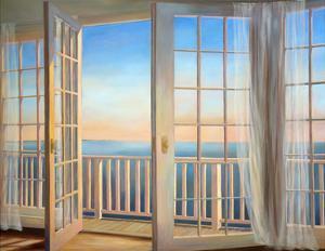 Evening Breeze by Carol Saxe