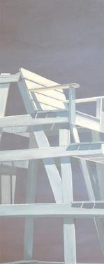 Life Guard Stand (grey) by Carol Saxe