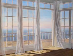 Morning Breeze by Carol Saxe