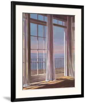 Sea Breeze II by Carol Saxe