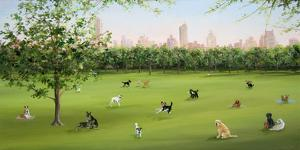 Tails of Central Park by Carol Saxe