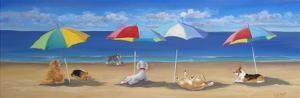 Umbrella Paws by Carol Saxe