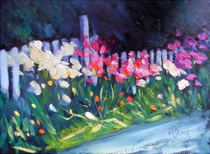 Flower Garden by Carol Schiff
