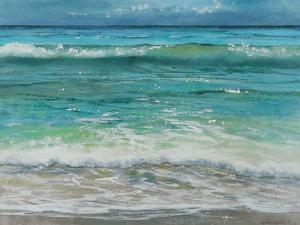 Shoreline study 10 by Carole Malcolm