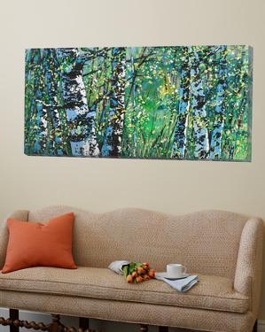 Treescape 04915 by Carole Malcolm