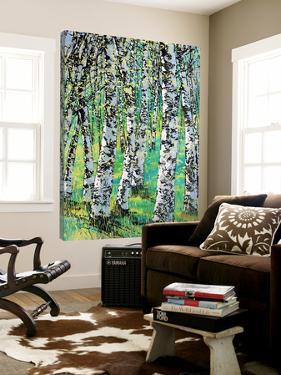 Treescape 12216 by Carole Malcolm