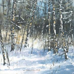 Treescape 2 by Carole Malcolm