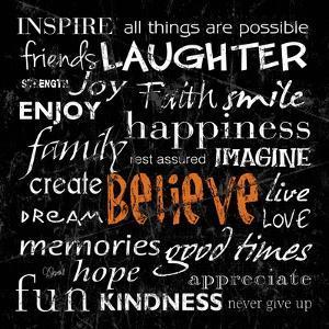 Believe by Carole Stevens
