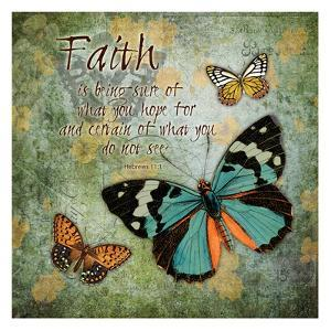 Butterfly Faith by Carole Stevens