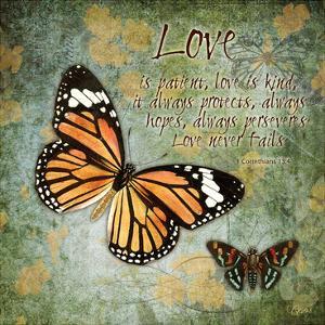 Butterfly Love by Carole Stevens