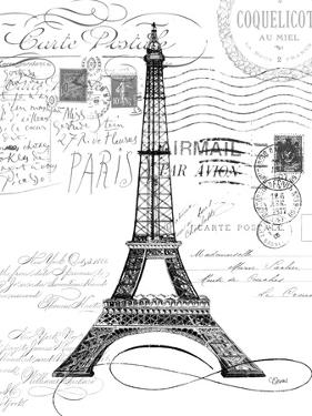Eco Vintage Paris 1 by Carole Stevens