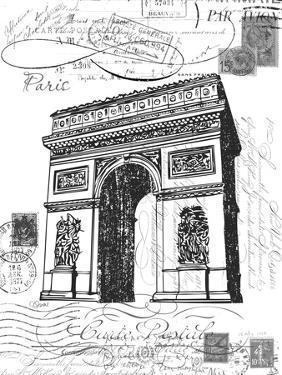 Eco Vintage Paris 2 by Carole Stevens