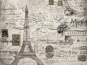 Eco Vintage Paris V2 by Carole Stevens