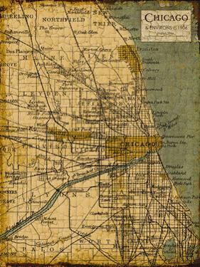 Environs Chicago by Carole Stevens