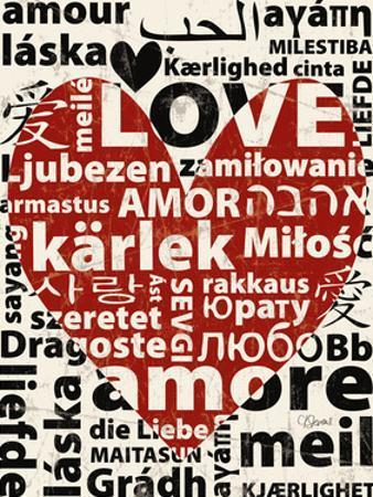 Love Languages by Carole Stevens