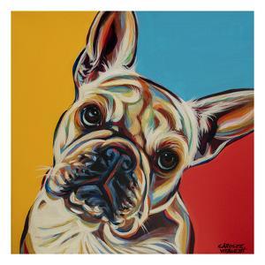 Chroma Dogs III by Carolee Vitaletti