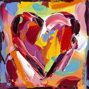 Colorful Expressions I by Carolee Vitaletti