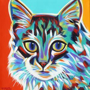 Dramatic Cats II by Carolee Vitaletti