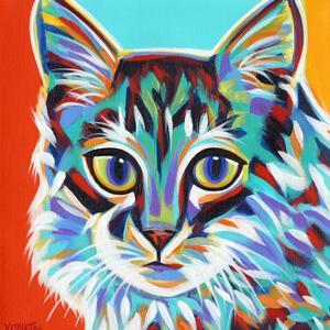 Dramatic Cats II by Carolee Vitaletti