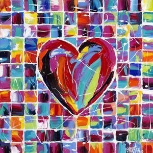 Hearts of a Different Color II by Carolee Vitaletti