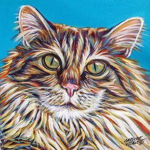 High Society Cat I by Carolee Vitaletti