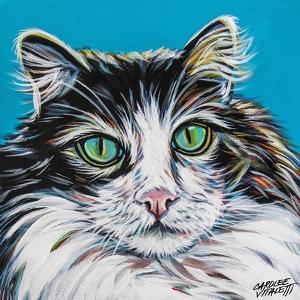 High Society Cat II by Carolee Vitaletti
