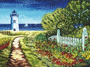 Lighthouse Retreat II by Carolee Vitaletti