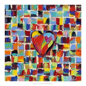 Love of Color I by Carolee Vitaletti