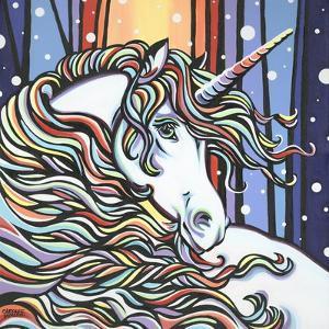 Magical Unicorn I by Carolee Vitaletti