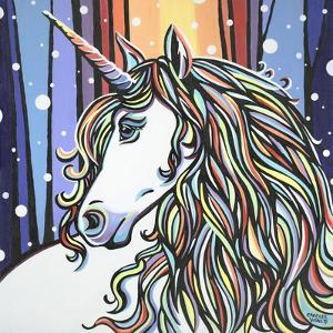 Magical Unicorn II by Carolee Vitaletti