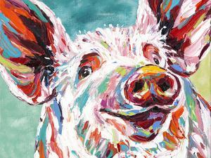 Piggy I by Carolee Vitaletti