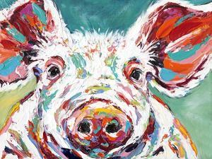 Piggy II by Carolee Vitaletti