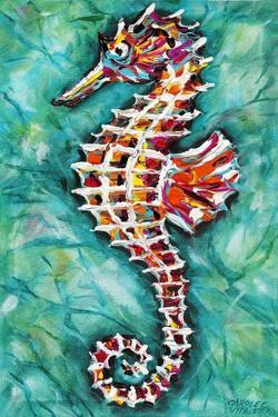 Radiant Seahorse II by Carolee Vitaletti