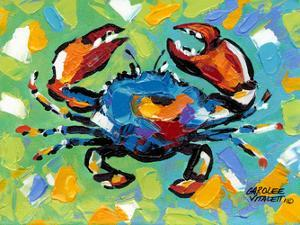 Seaside Crab II by Carolee Vitaletti