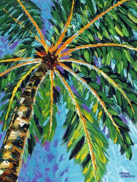 Under the Palms I by Carolee Vitaletti
