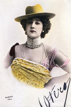 Carolina Otero, Reutling