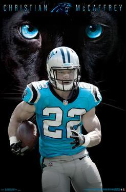 CAROLINA PANTHERS - C MCCAFFREY 17