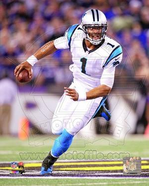 Carolina Panthers - Cam Newton Photo